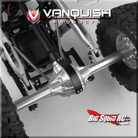 Vanquish Products centered rear axle for Axial Wraith and
