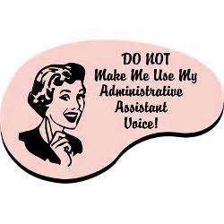 Executive Assistant Funny Quotes