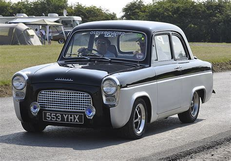 Ford Popular 100E modified – in 2 motorsports