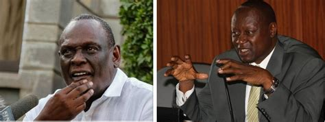 EACC summon, David Murathe, Meru governor wife and son and