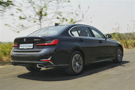 BMW 330Li Luxury Line price, features and performance