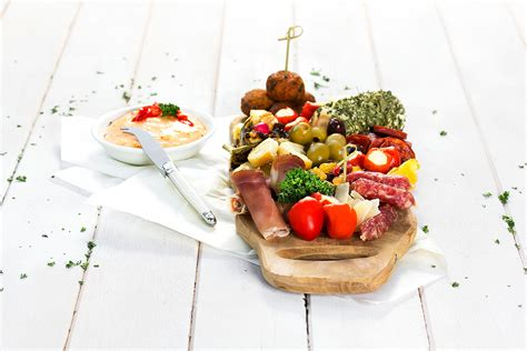 Meze Platter Recipe with Cheese   PEPPADEW® South Africa