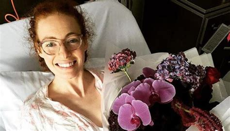 Yellow Wiggle Emma Watkins gives health update after