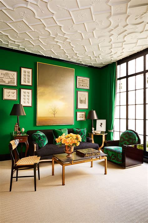 How to Decorate with Velvet | Architectural Digest