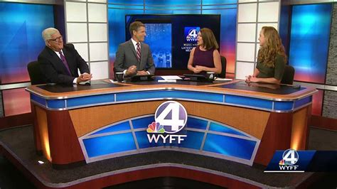 WYFF News 4 Today welcomes Amanda Crawford to the Upstate