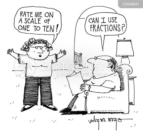 Fraction Cartoons and Comics - funny pictures from