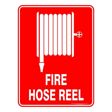 FIRE HOSE REEL   Buy Now   Discount Safety Signs Australia