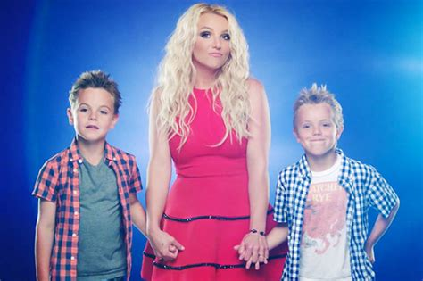 Britney Spears' Kids Make an Appearance in Her Music Video