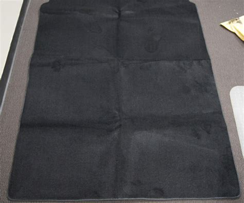 2010-2013 Ford Transit Connect Rear Cargo Mat 1pc Black